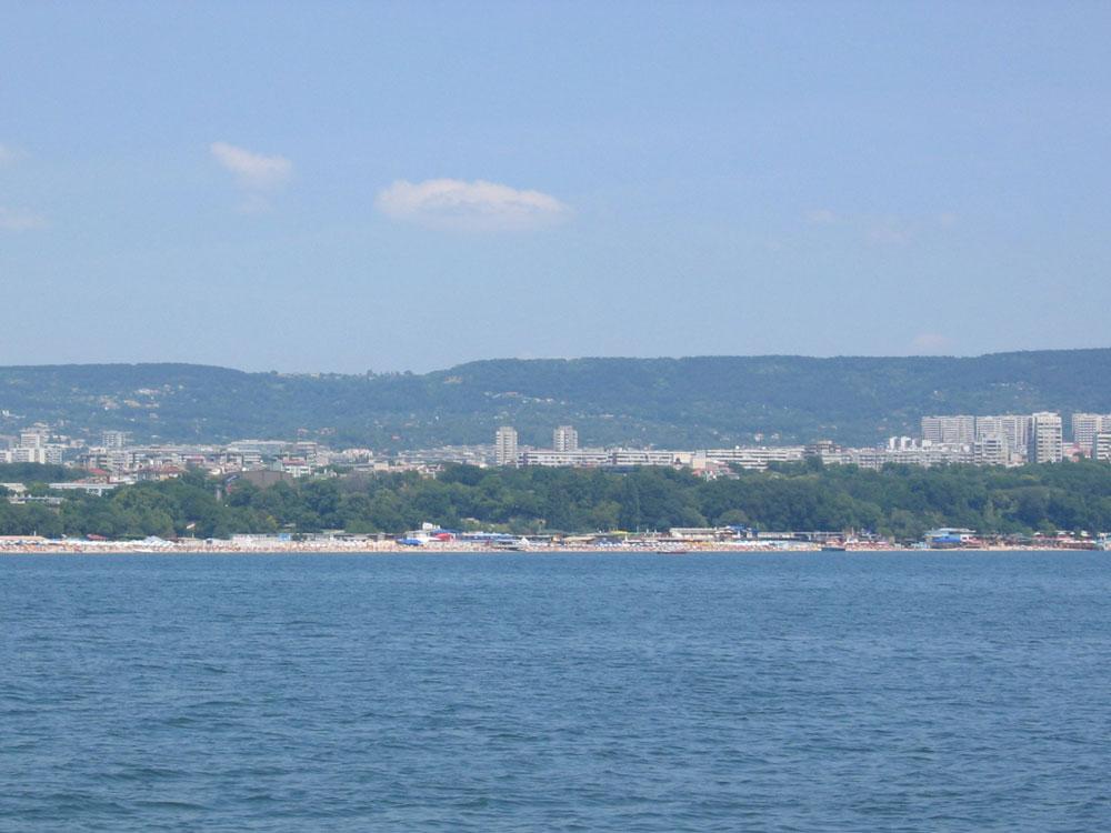 Varna Plajı ve Deniz Parkı