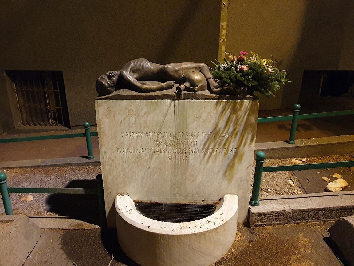 Çukur Çeşme Anıtı