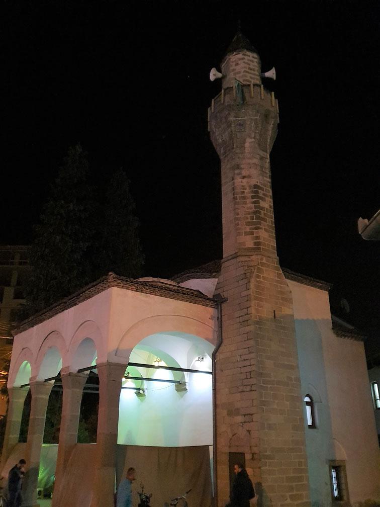 Yeni Pazar'daki Leylek Camii