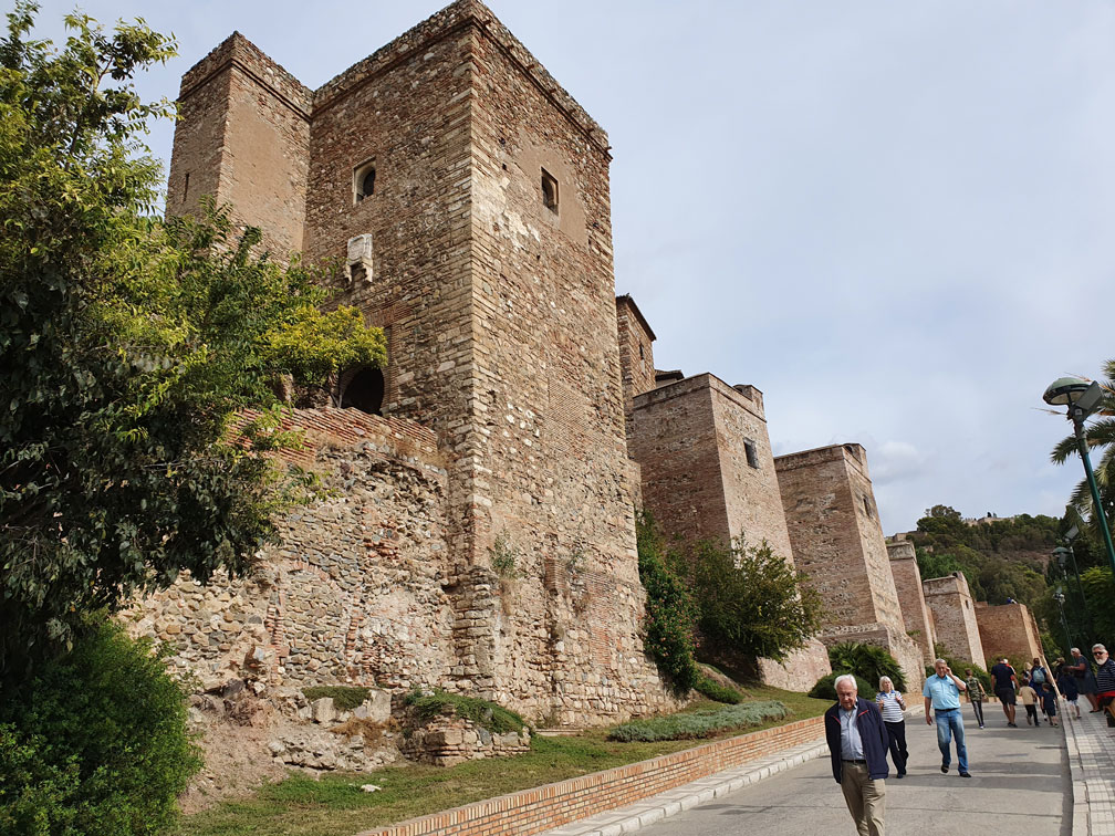 Alcazaba adlı Kale
