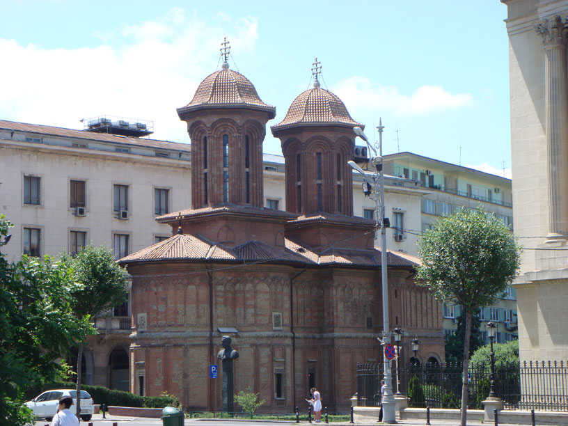 Kretzulescu Kilisesi