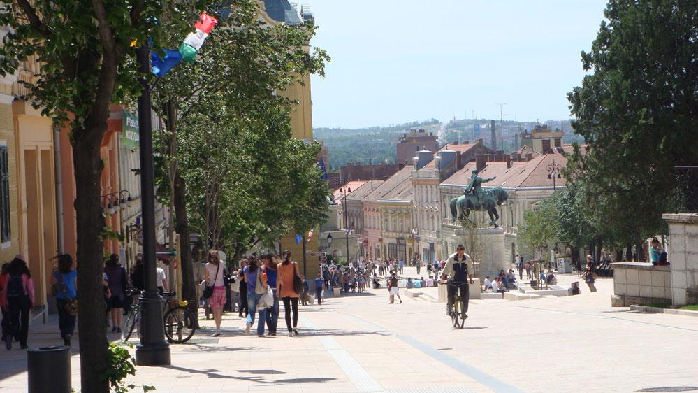 Szchényi Meydanı