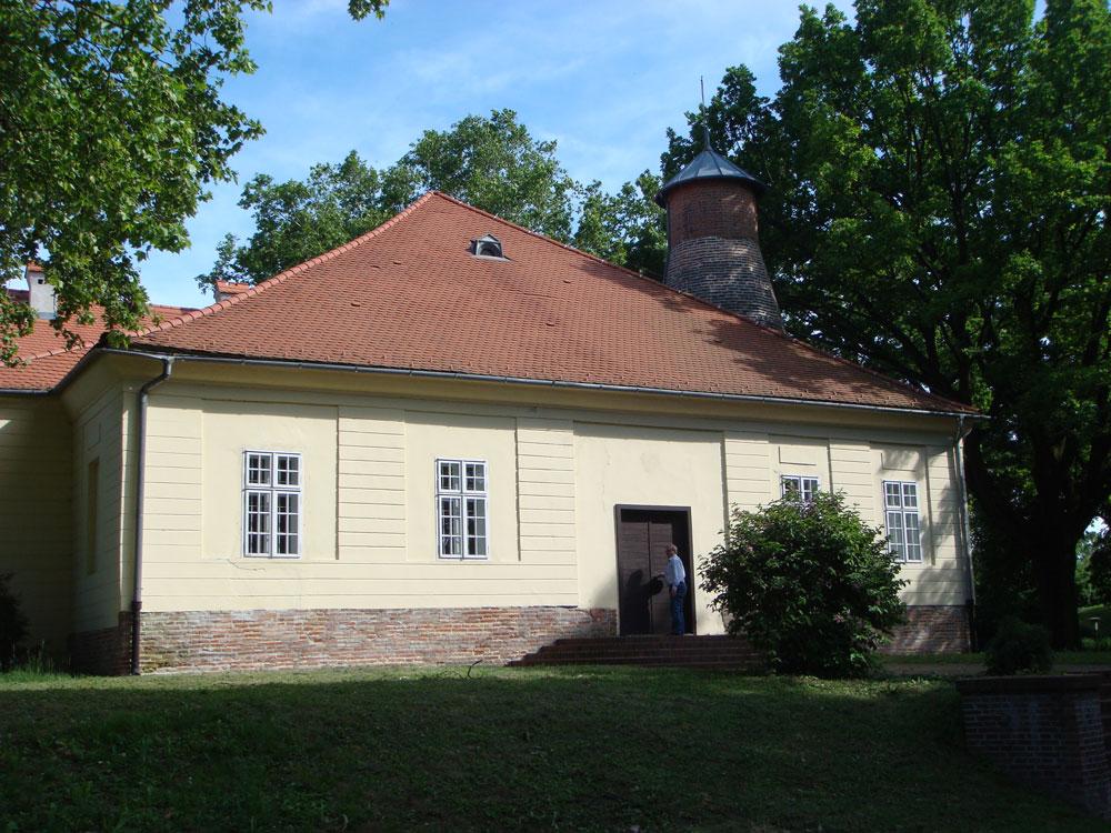 Kale içerisindeki Sultan Süleyman Camii
