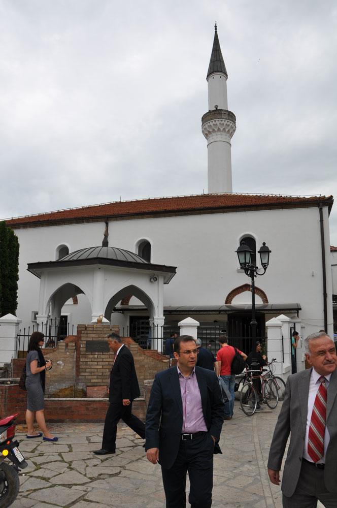 Murad Paşa Camii'nde vaazlar Türkçe veriliyor