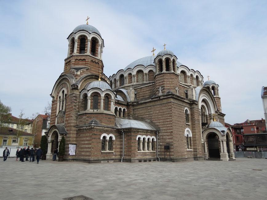 Sofya'da Yedi Azizler Kilisesi
