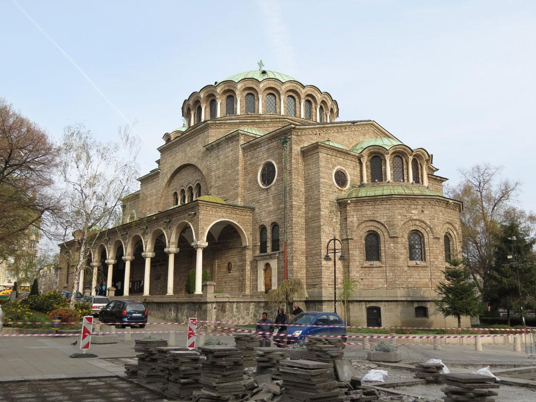 Sofya'nın Aziz Nedelya Kilisesi