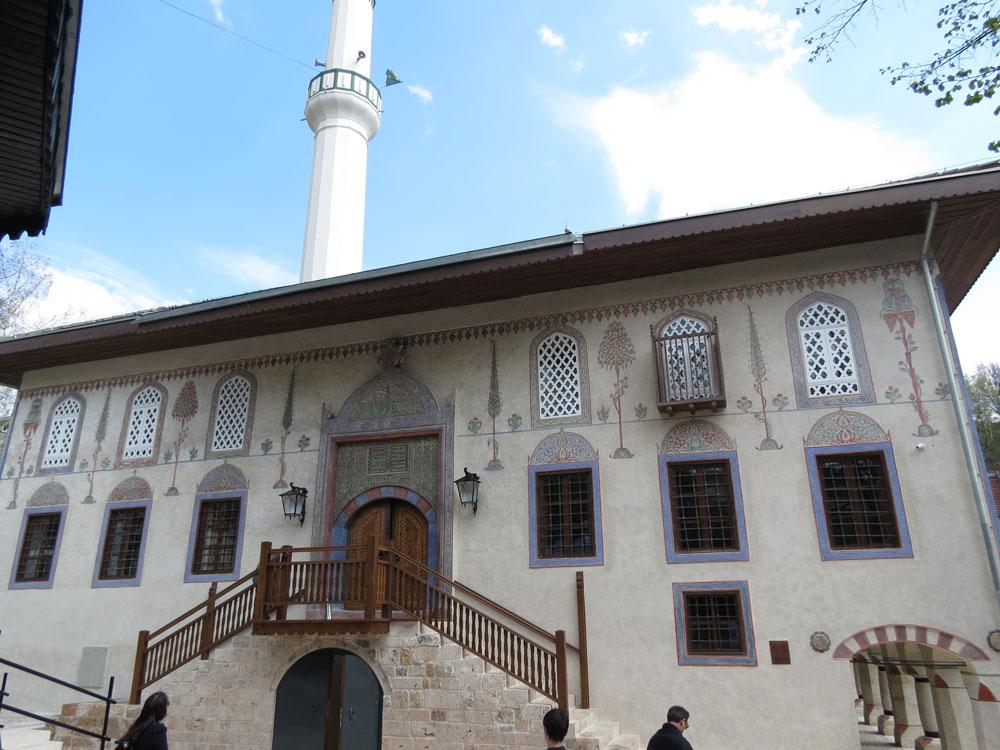 Süleymaniye Camii, diğer adıyla Alaca Camii