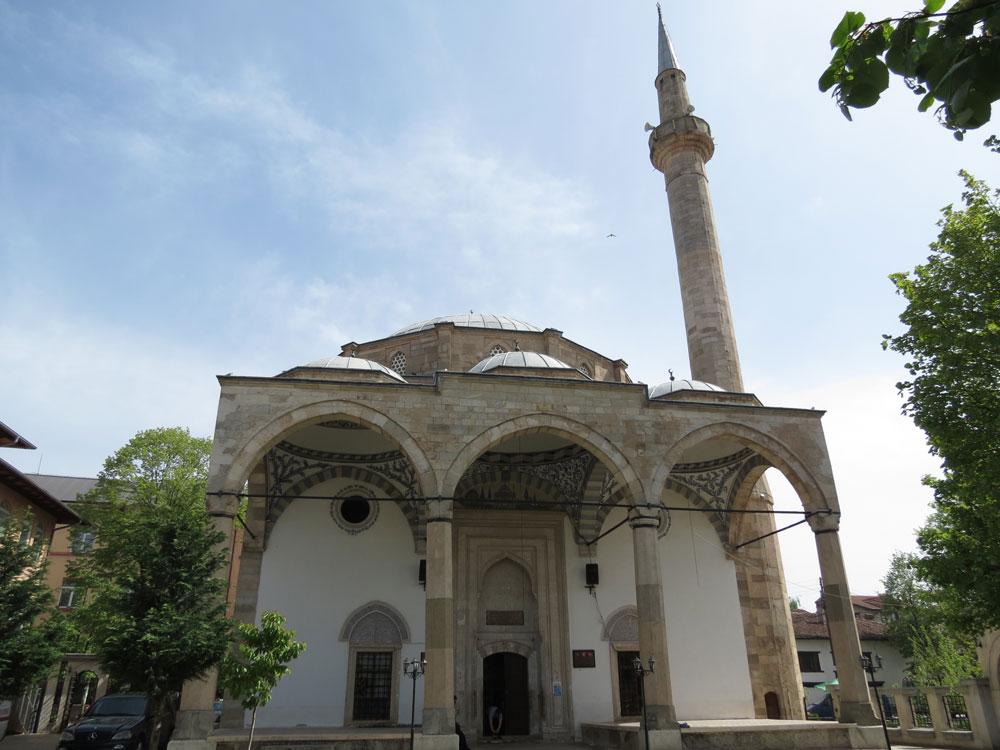 Priştine Fatih Camii
