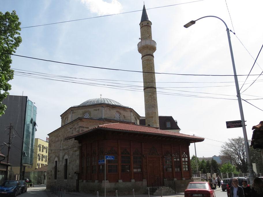 Kosova Priştine'de Yaşar Paşa Camii