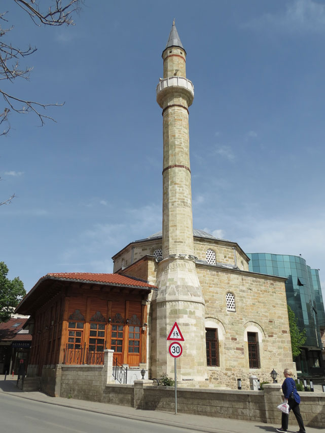 Yaşar Paşa Camii