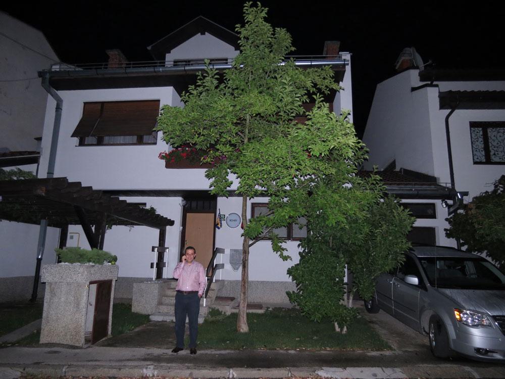 Aliya İzzetbegoviç'in evi