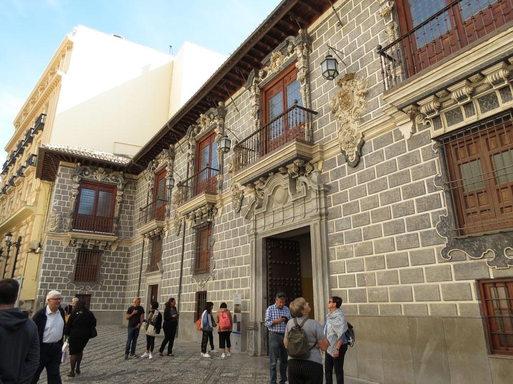 Granada'da Yusufiye Medresesi