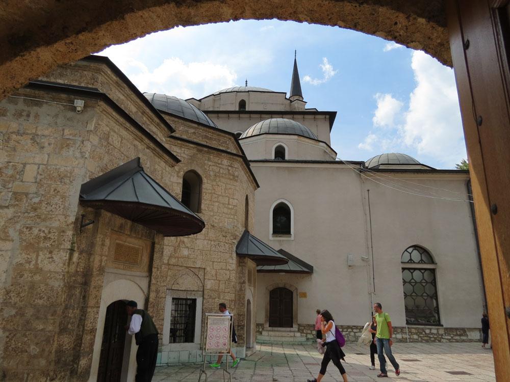 Gazi Hüsrev Bey Camii ve Külliyesi