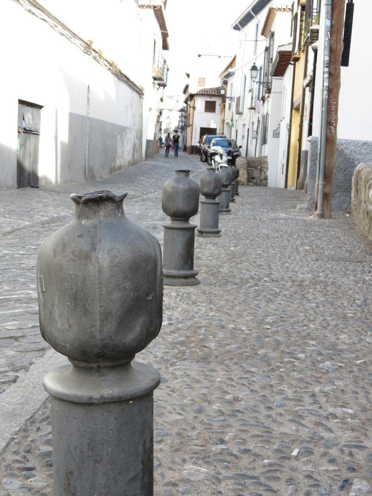 "Granada'nın sembolü ""nar"""