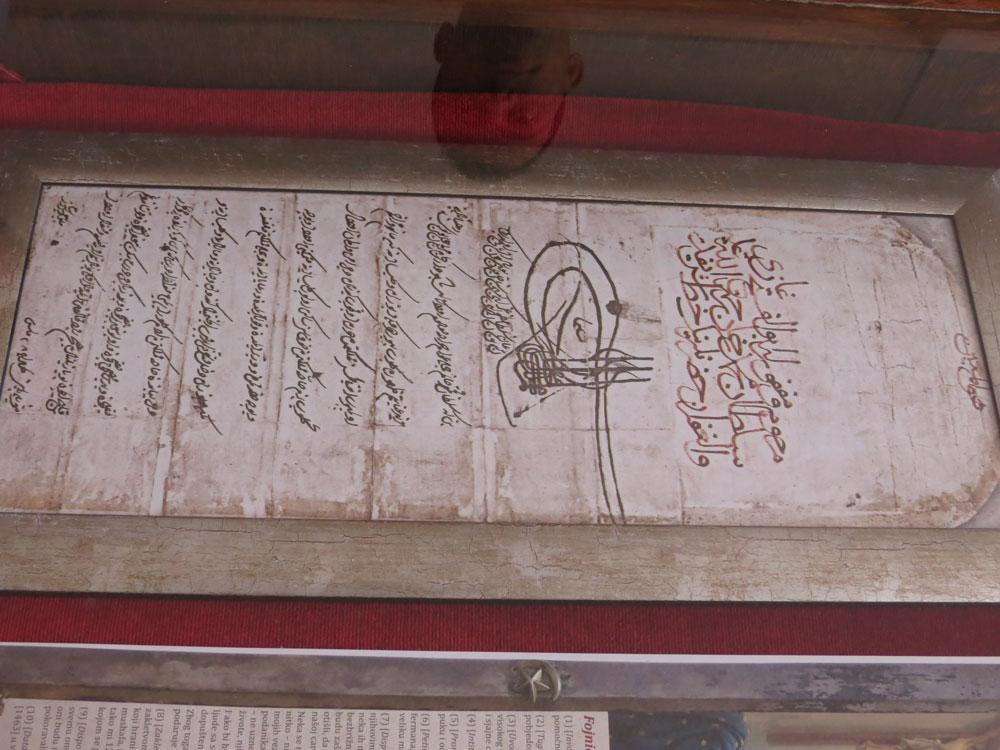 Fatih'in Ahidnamesi