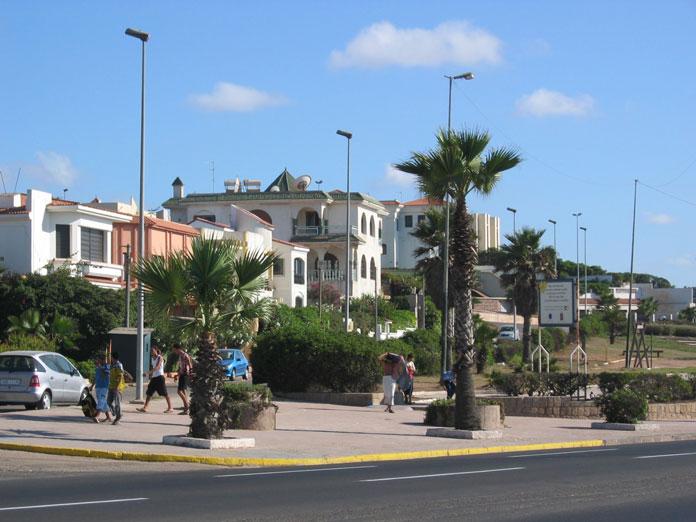 Kazablanka'dan bir görünüm