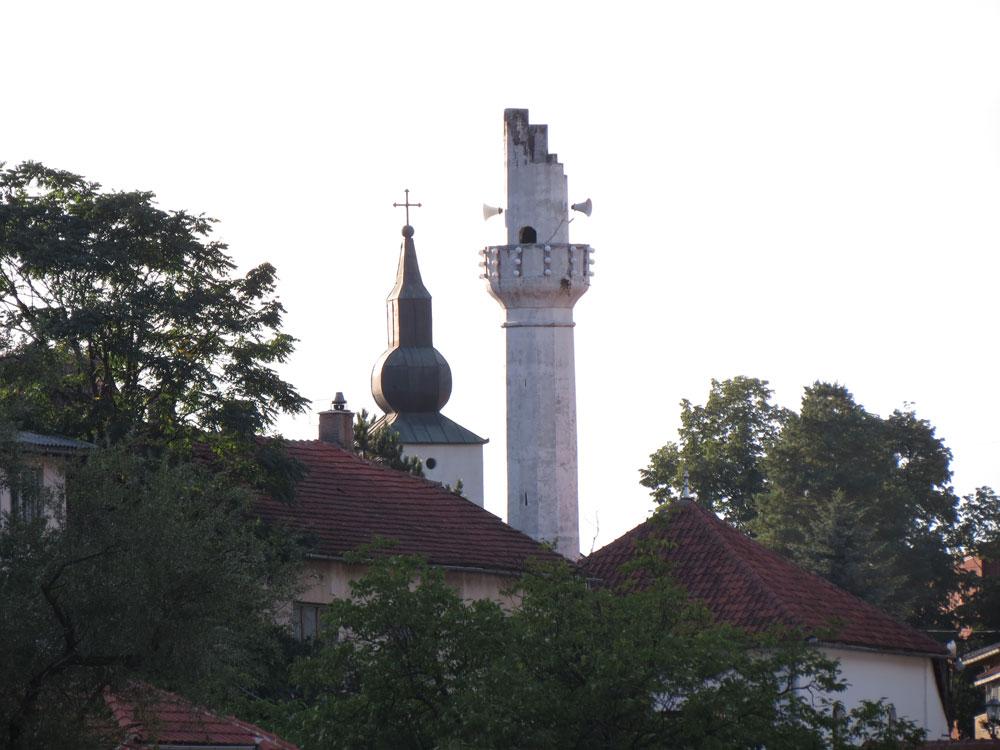 Vardacka Camii ve Büyük Aziz Vasili Ortodoks Kilisesi