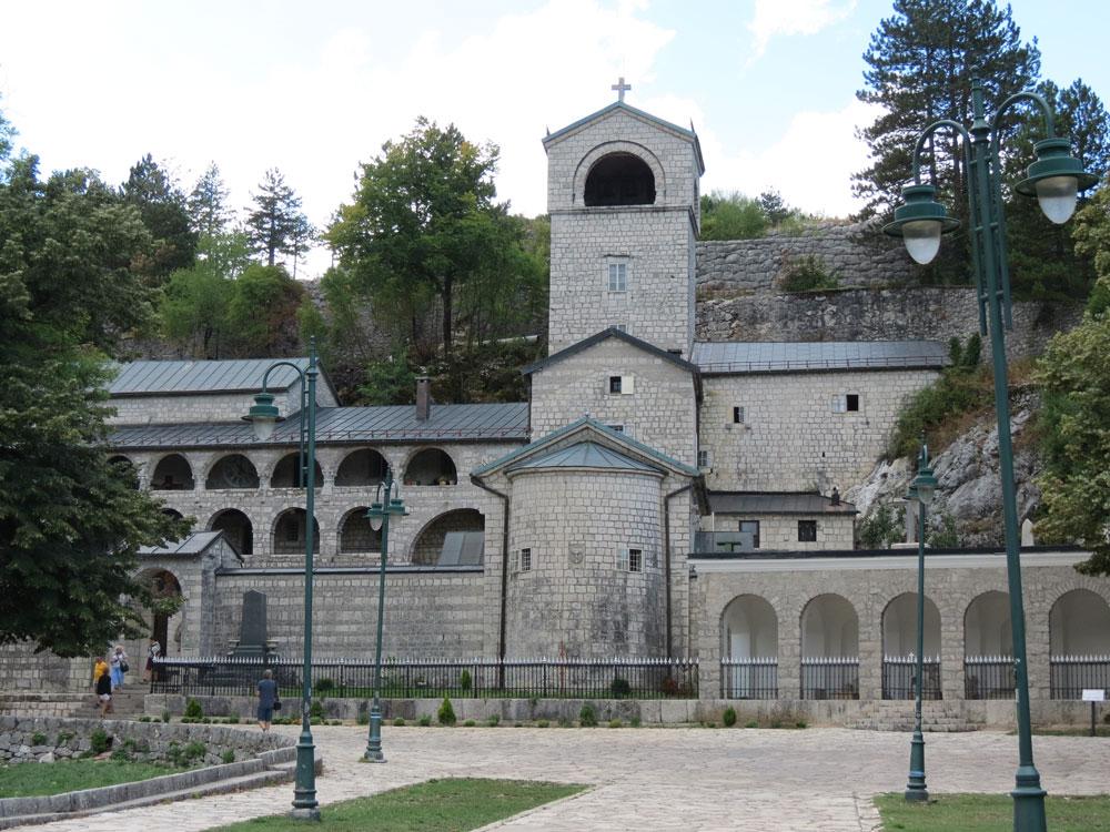 Çetine Manastırı