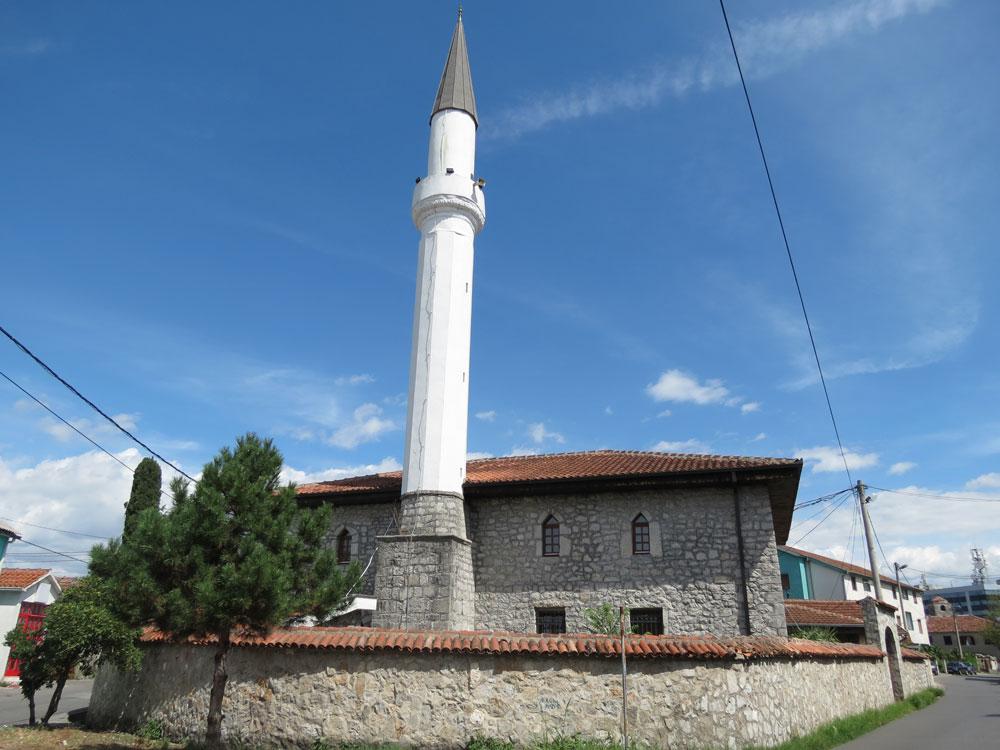 Podgoritsa'da Hacı Mehmed Paşa Osmanagiç Camii