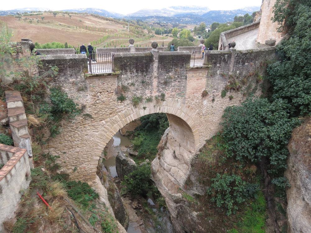 Eski Köprü'nün bir diğer görüntüsü