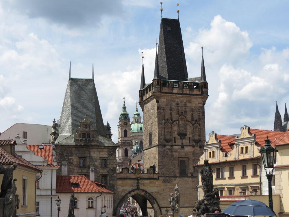 Prag'ın Küçük Şehir bölgesi