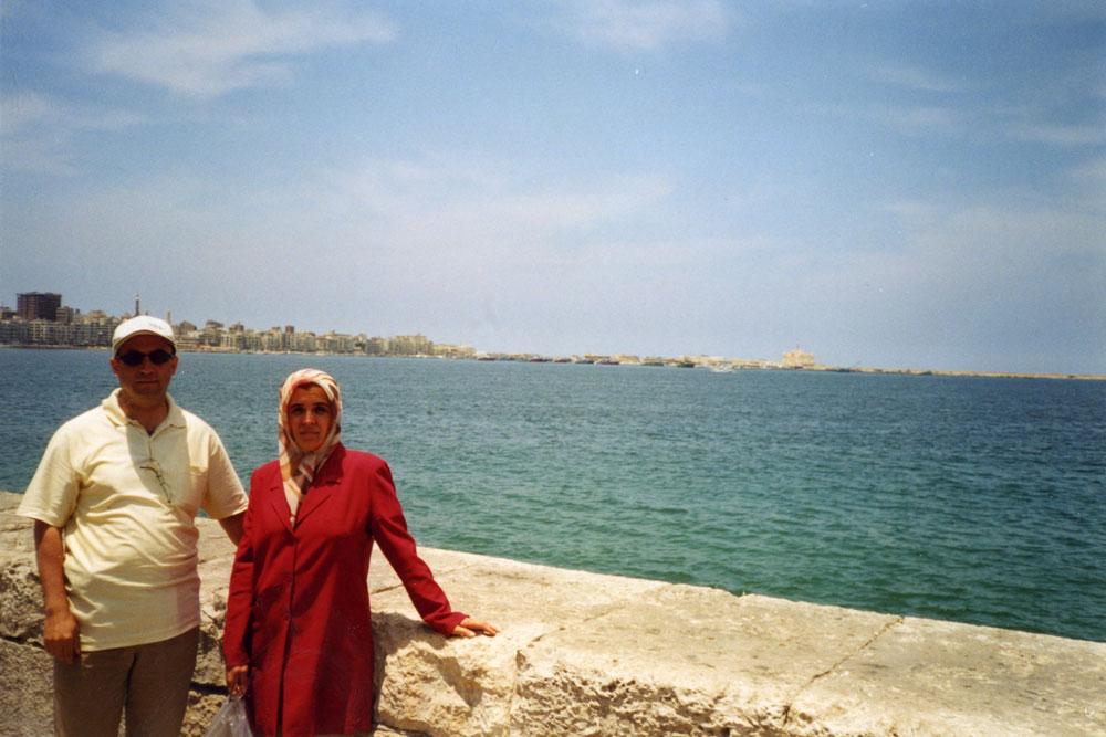 Akdeniz'in İskenderiye yakası