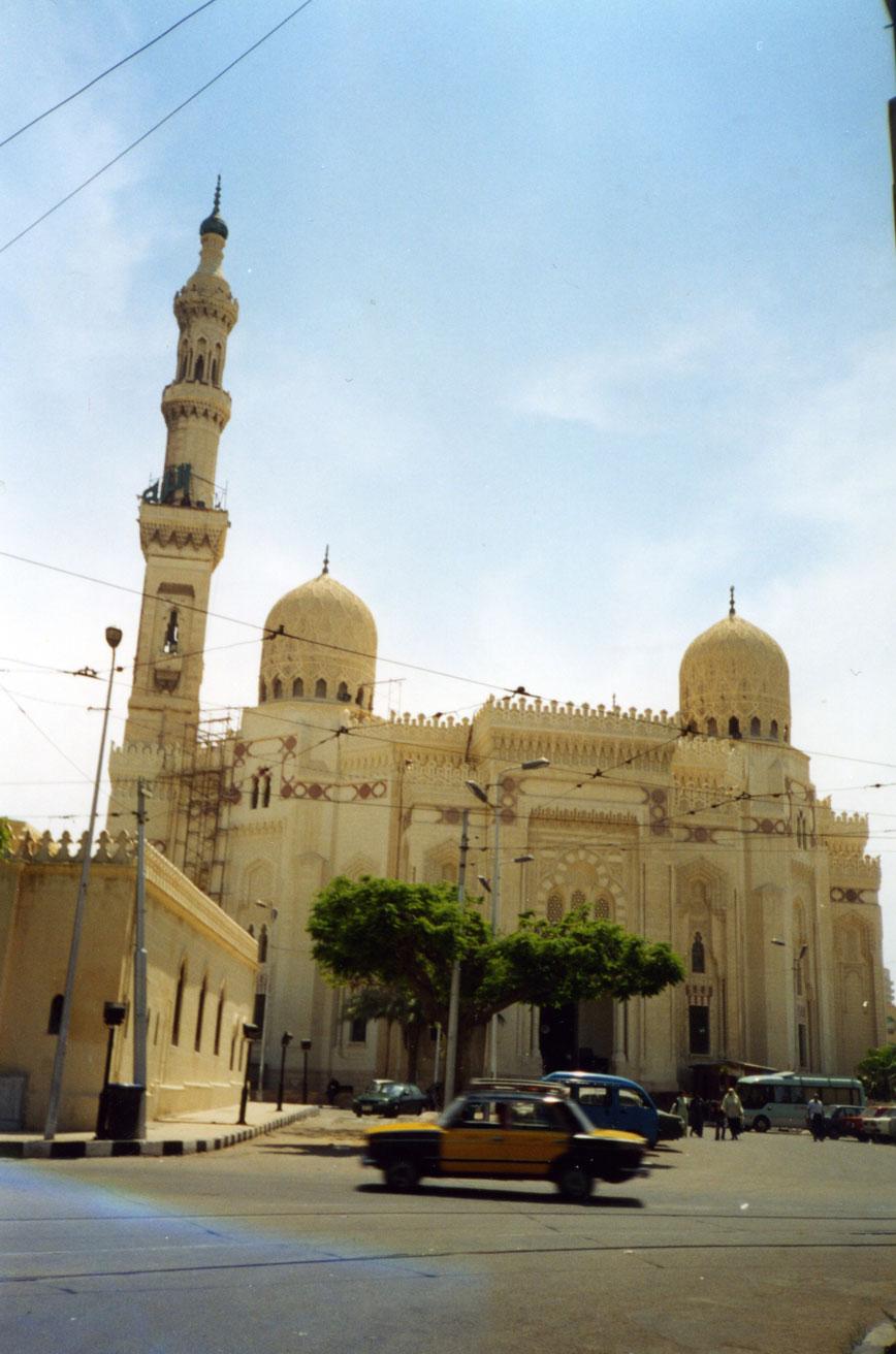 Ebu'l-Abbas el-Mursi Camii