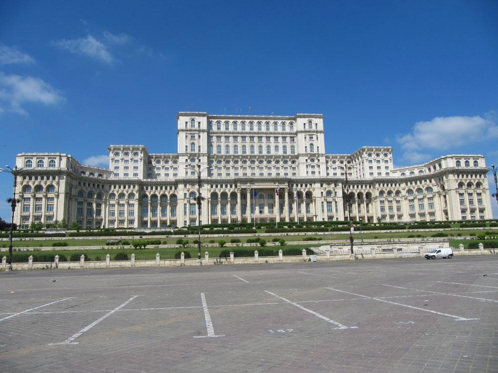 """Rumen Parlamentosu ya da """"Çavuşesku'nun Sarayı"""""""
