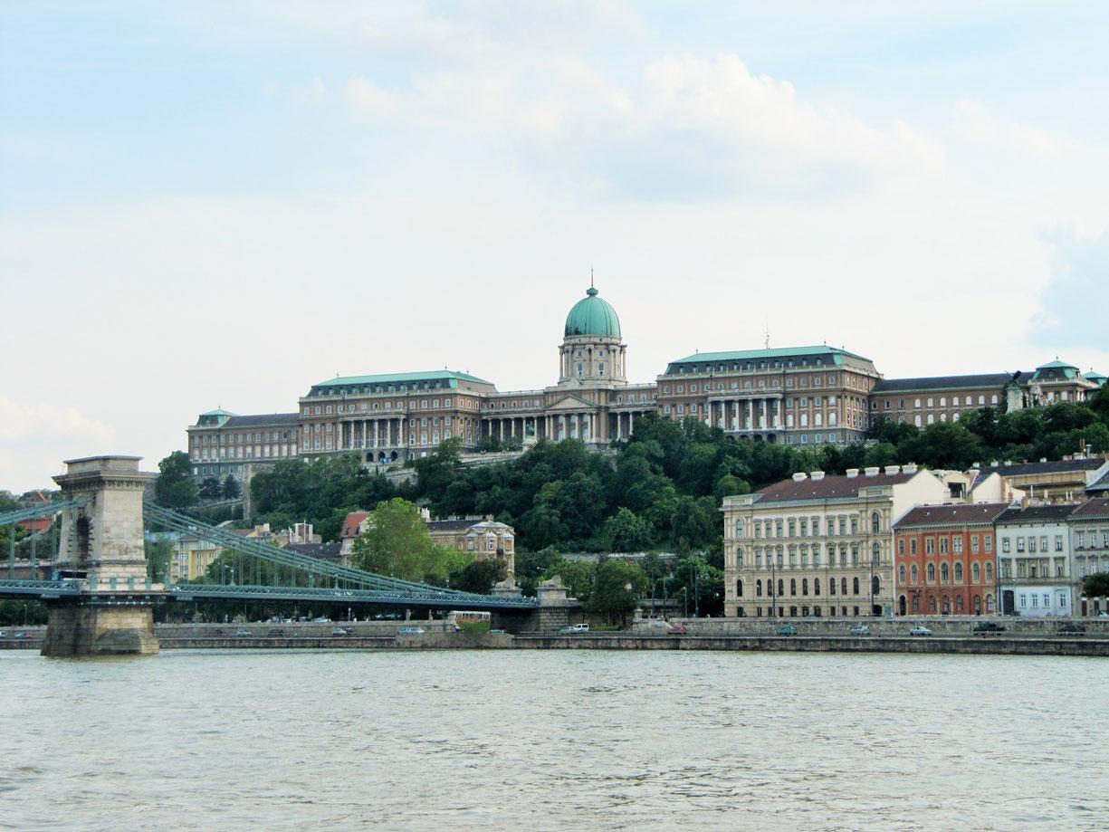 Buda Kalesi ve Kraliyet Sarayı
