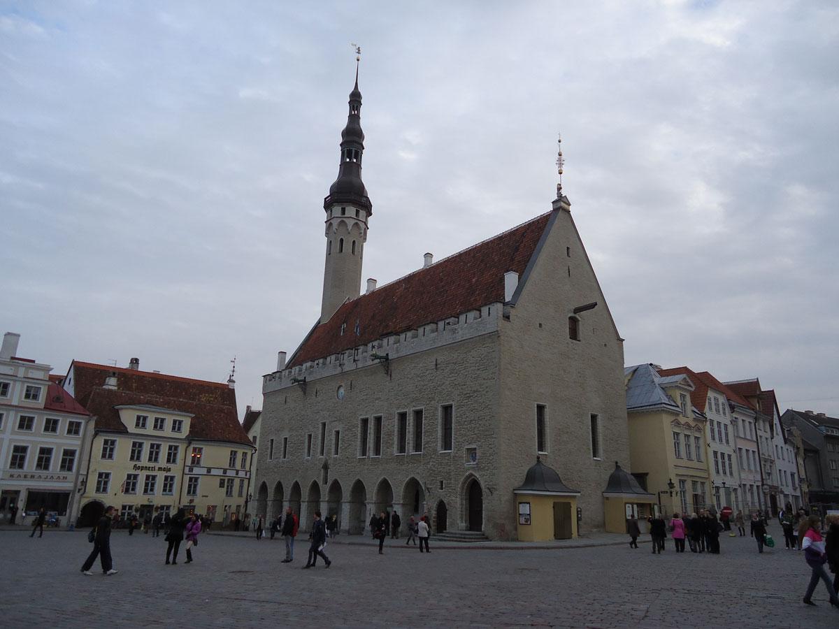 Tarihi Belediye Binası