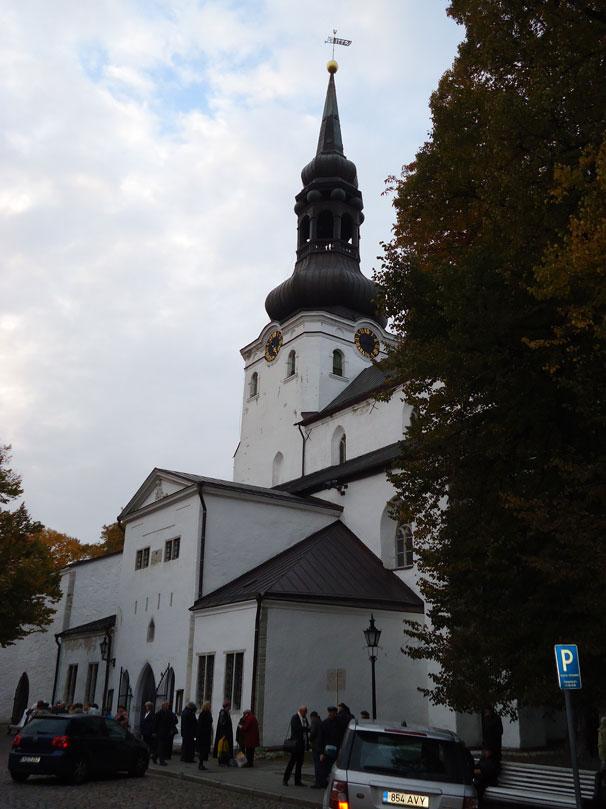 Hz Meryem'in adını taşıyan katedral