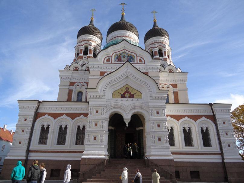 Aleksander Nevski Katedrali