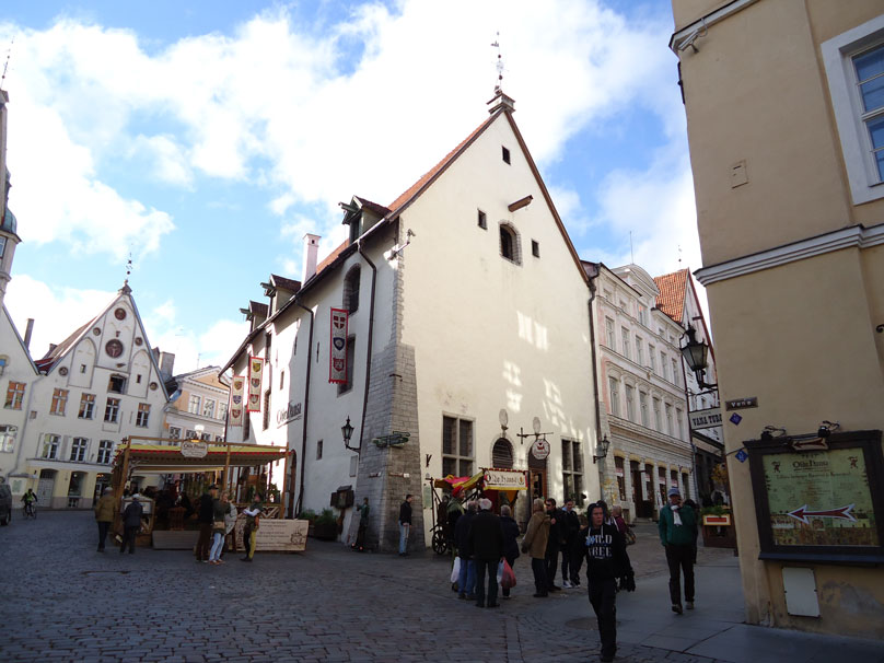 Eski Şehrin bir başka köşesi