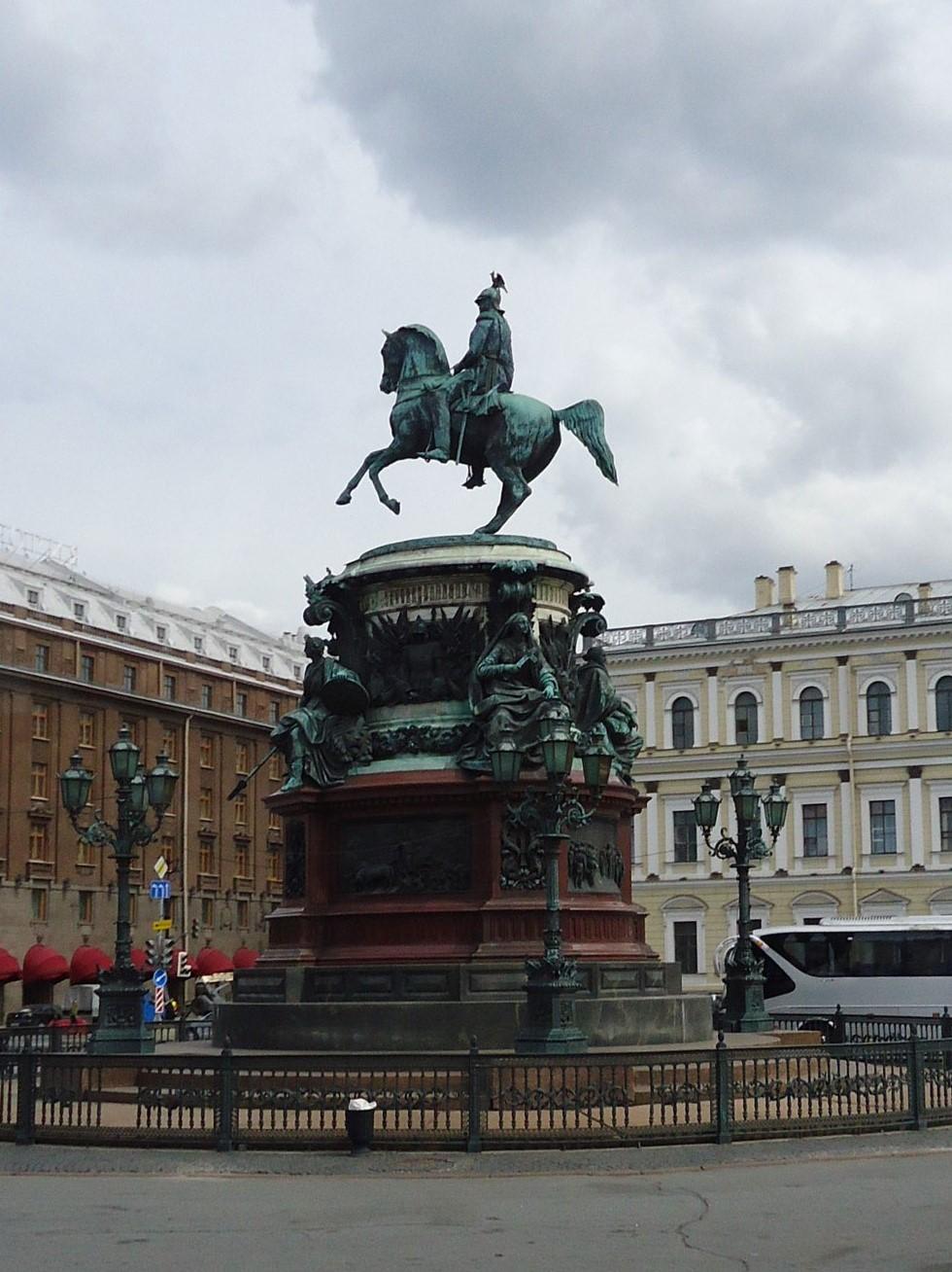 Çar I. Nikola Anıtı