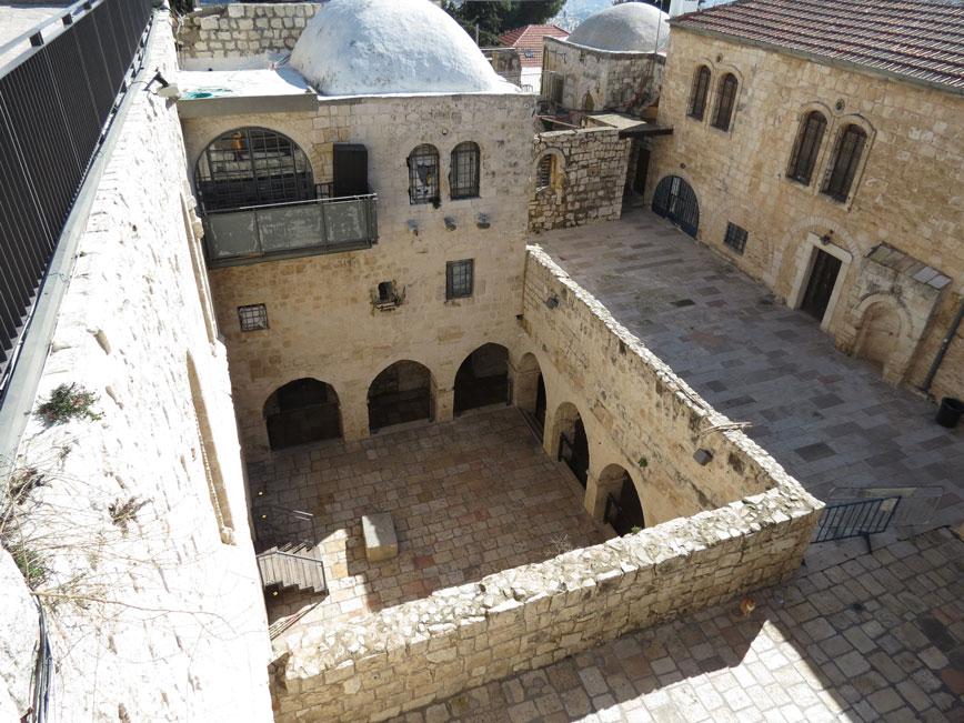 Bir Kadim Kudüs görüntüsü