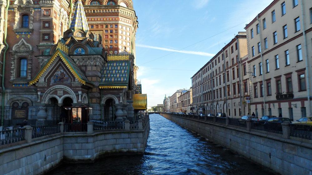 """Kuzey'in Venedik'i"" St. Petersburg"