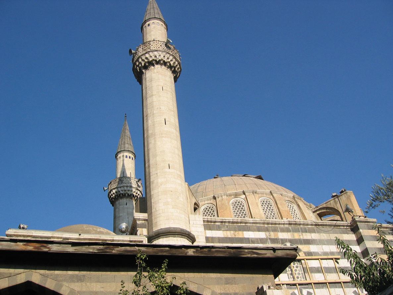 Şam'da Mimar Sinan eseri Sultan Selim Camii