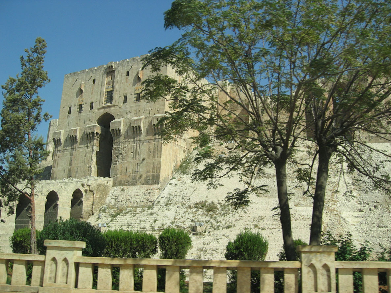 Halep Kalesi'nin nizamiyesi