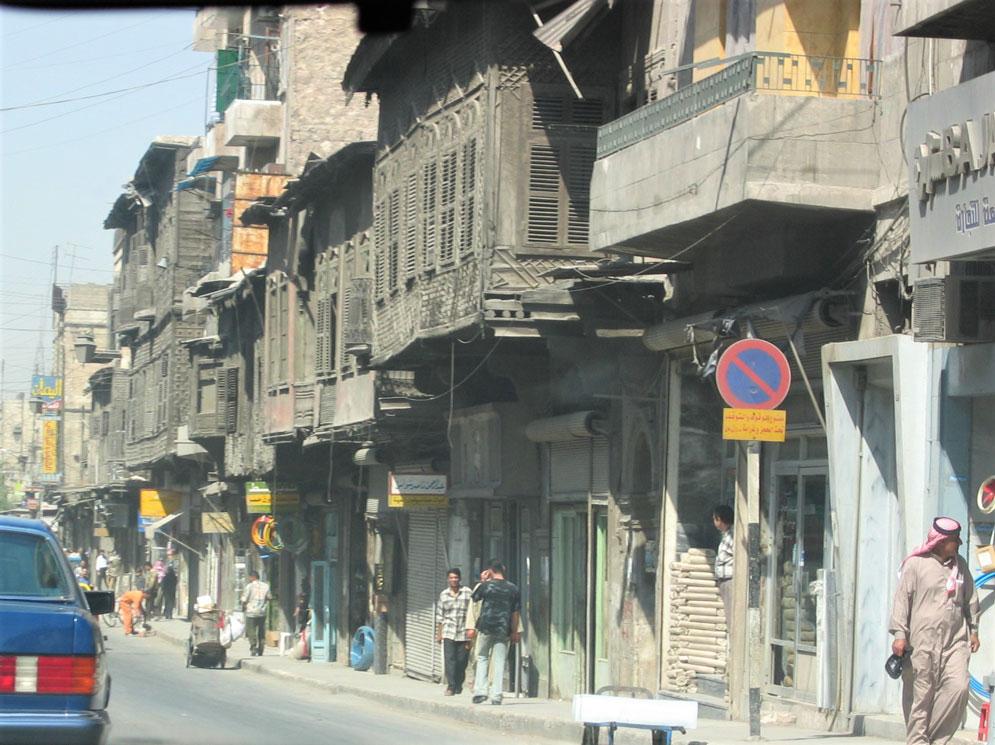 Halep'in tarihi mahalleleri