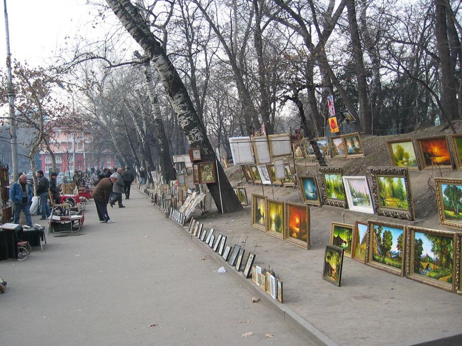 Ressamlar Sokağı