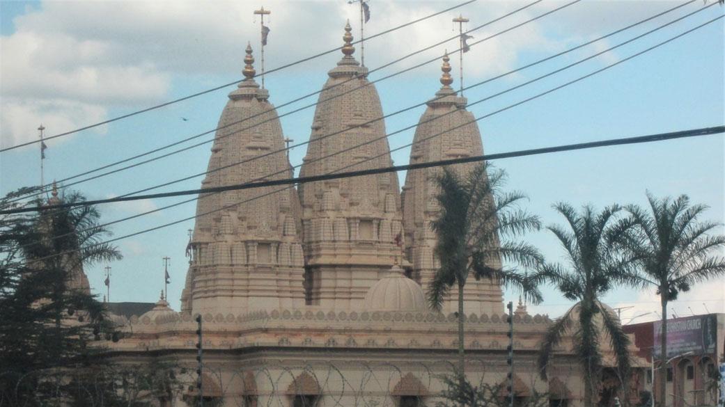 Bir Hindu tapınağı
