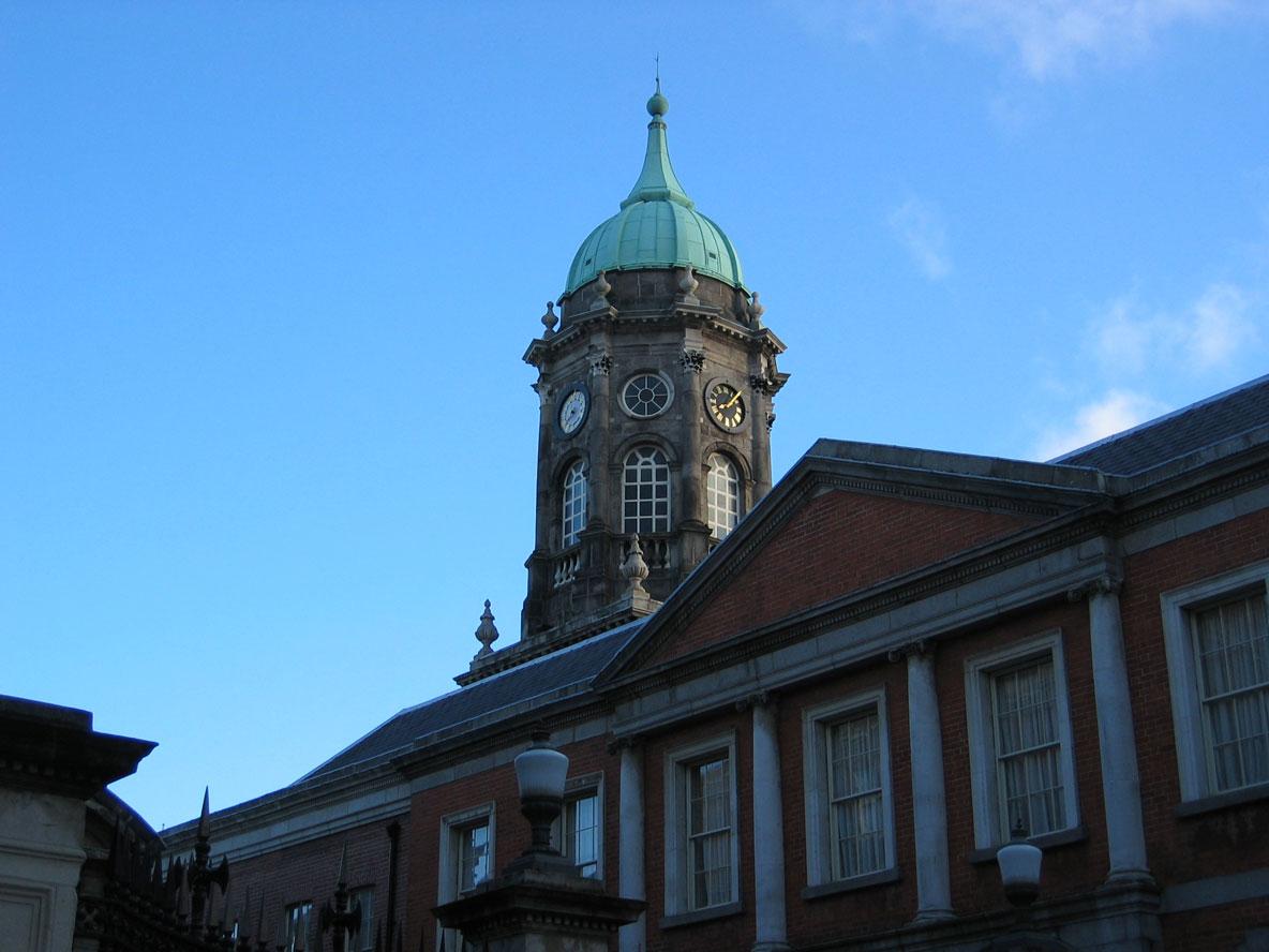 Dublin Kalesi'nin Bedford Kulesi