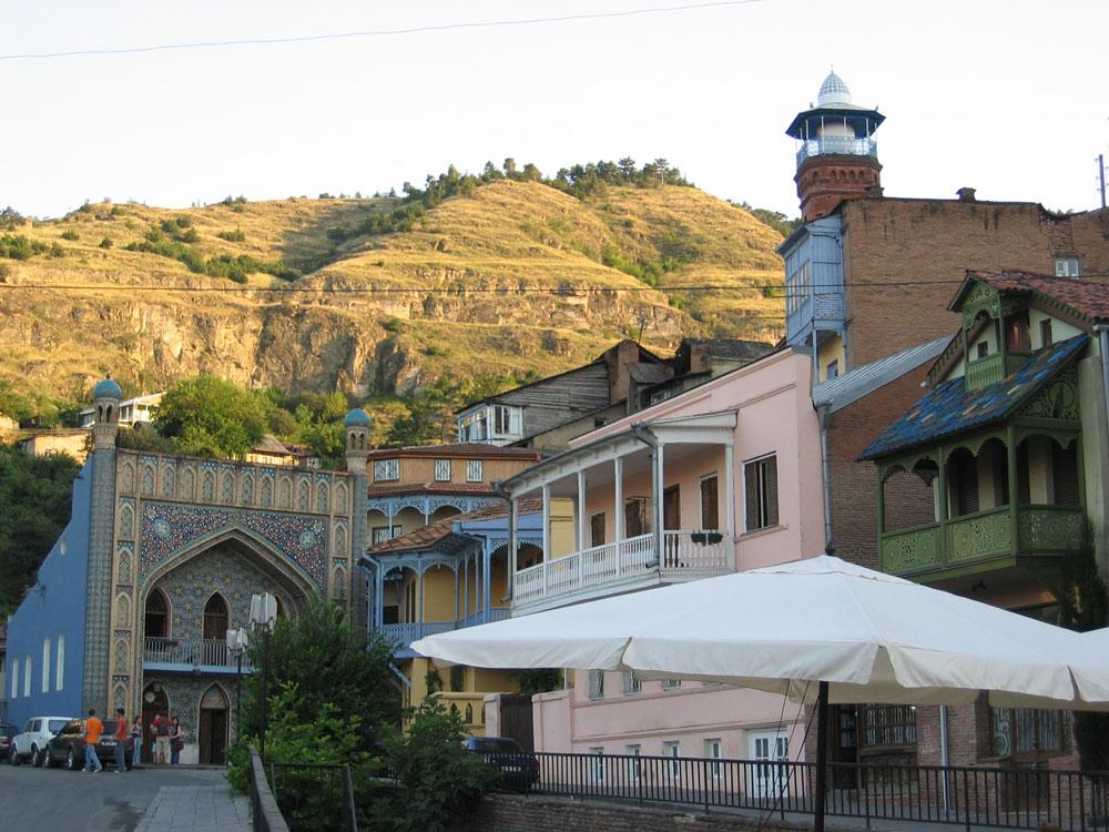 Eski Tiflis ve Cuma Mescidi