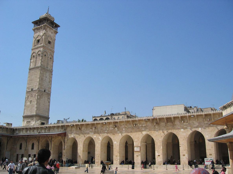 Emevî Camii
