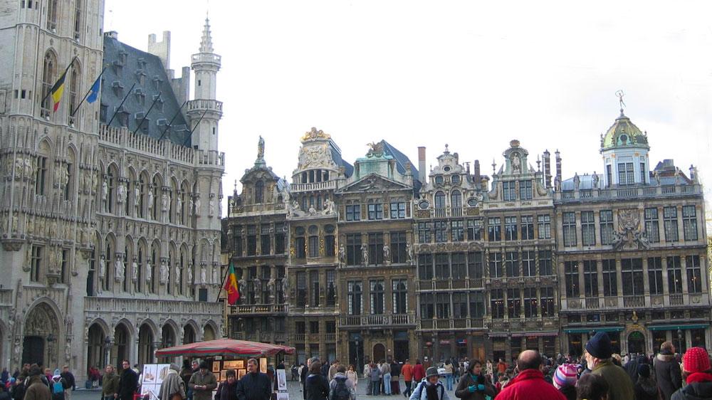 Brüksel'in Büyük Meydan'ı