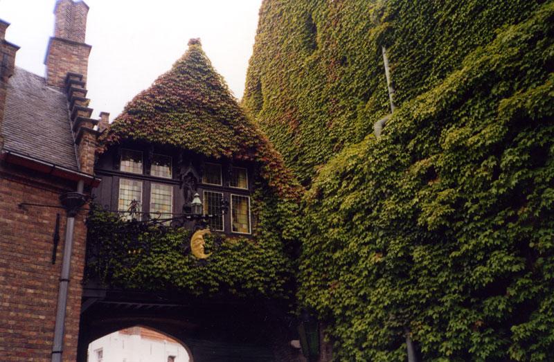 Brugge Eylül ayında da çok güzel...