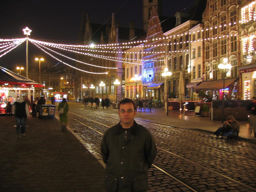 Bir Gent akşamı...