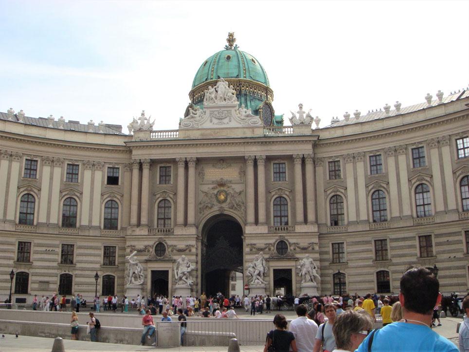 Kışlık Kraliyet Sarayı Hofburg