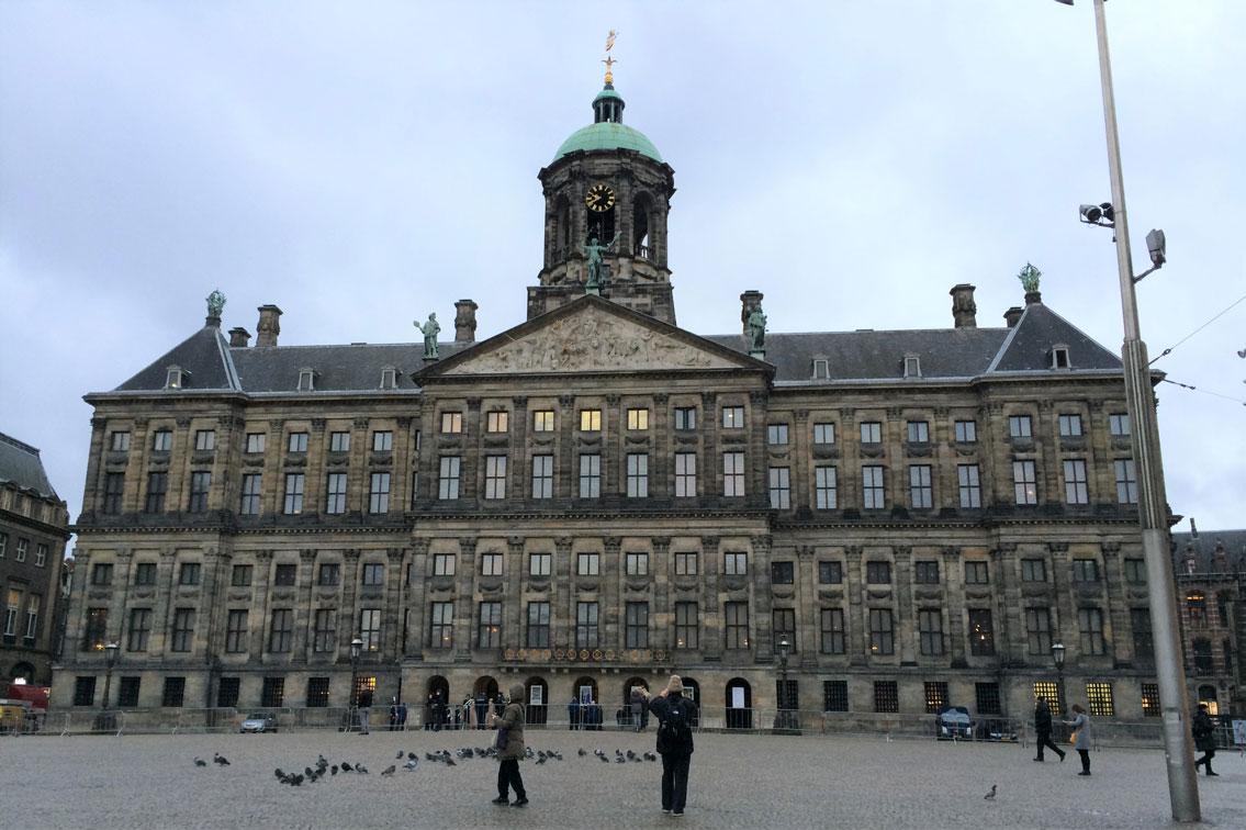 Hollanda Kraliyet Sarayı