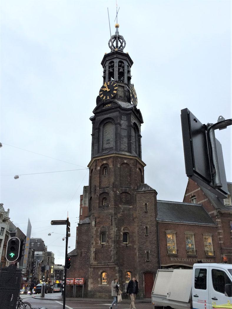 Munttoren Saat Kulesi